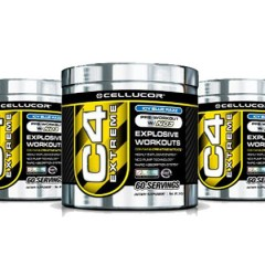 Review: Cellucor C4 Extreme Pre-Workout Supplement