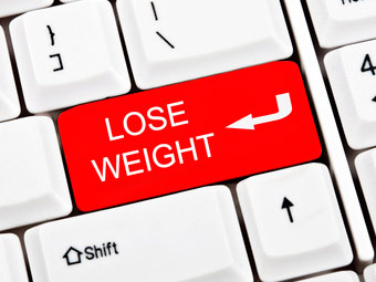 weight loss keyboard
