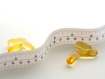 tape measure and supplements