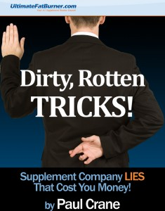 dirty rotten tricks