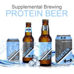 This Just In: Beer for Fitness Fanatics!