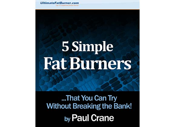 5 simple fat burners cover